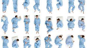 Sveikiausia miegojimo poza