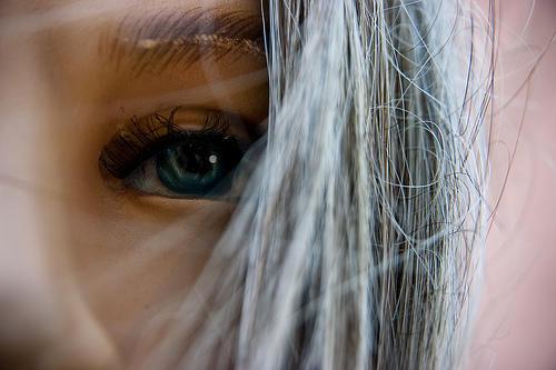 Zilu plauku atsiradimas