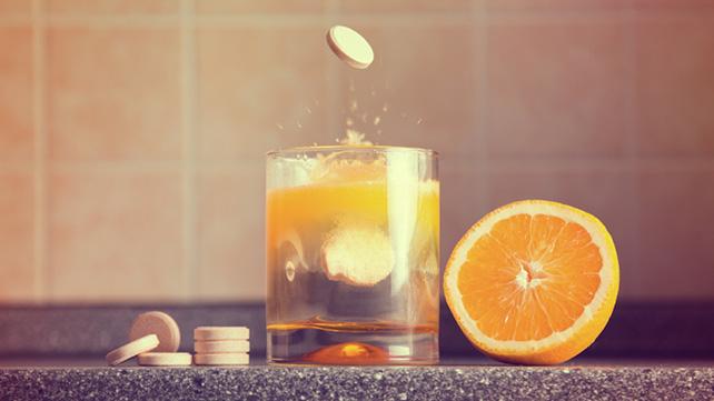 Apsinuodijimas Vitaminu C