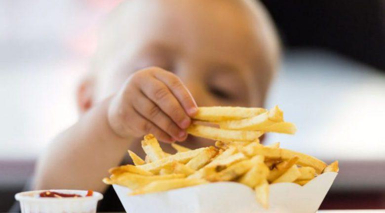 Kaip vaikui numesti svorio