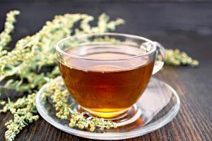 Metėlių arbata nuo kirminų