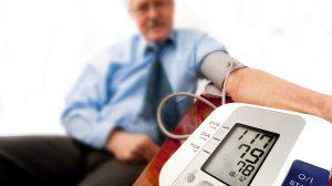 žemas kraujo spaudimas ir dažnas pulsas
