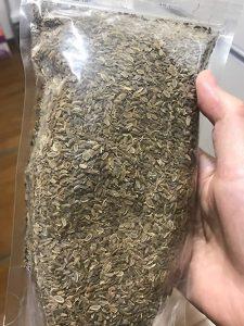 Krapų sėklos (arbata)