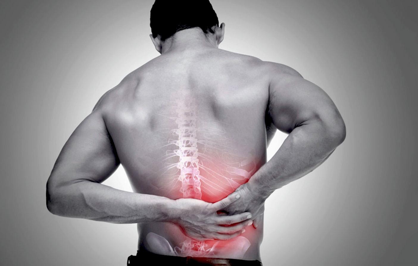Kūno skausmai nuo svorio metimo