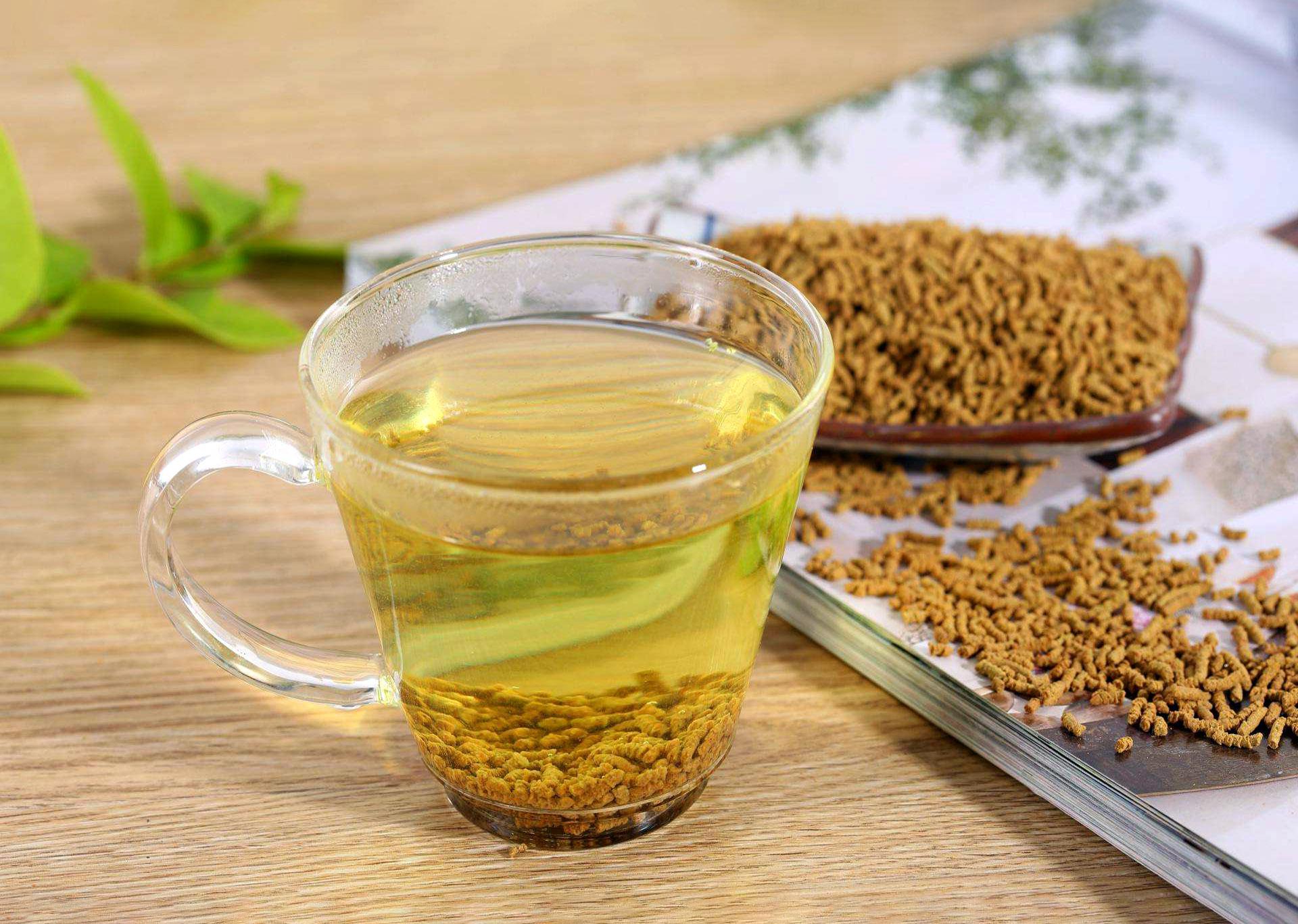 Grikių arbata iš Kinijos
