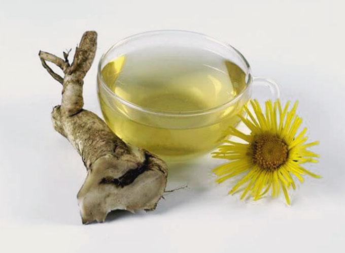 Debesylų šaknys (arbata)