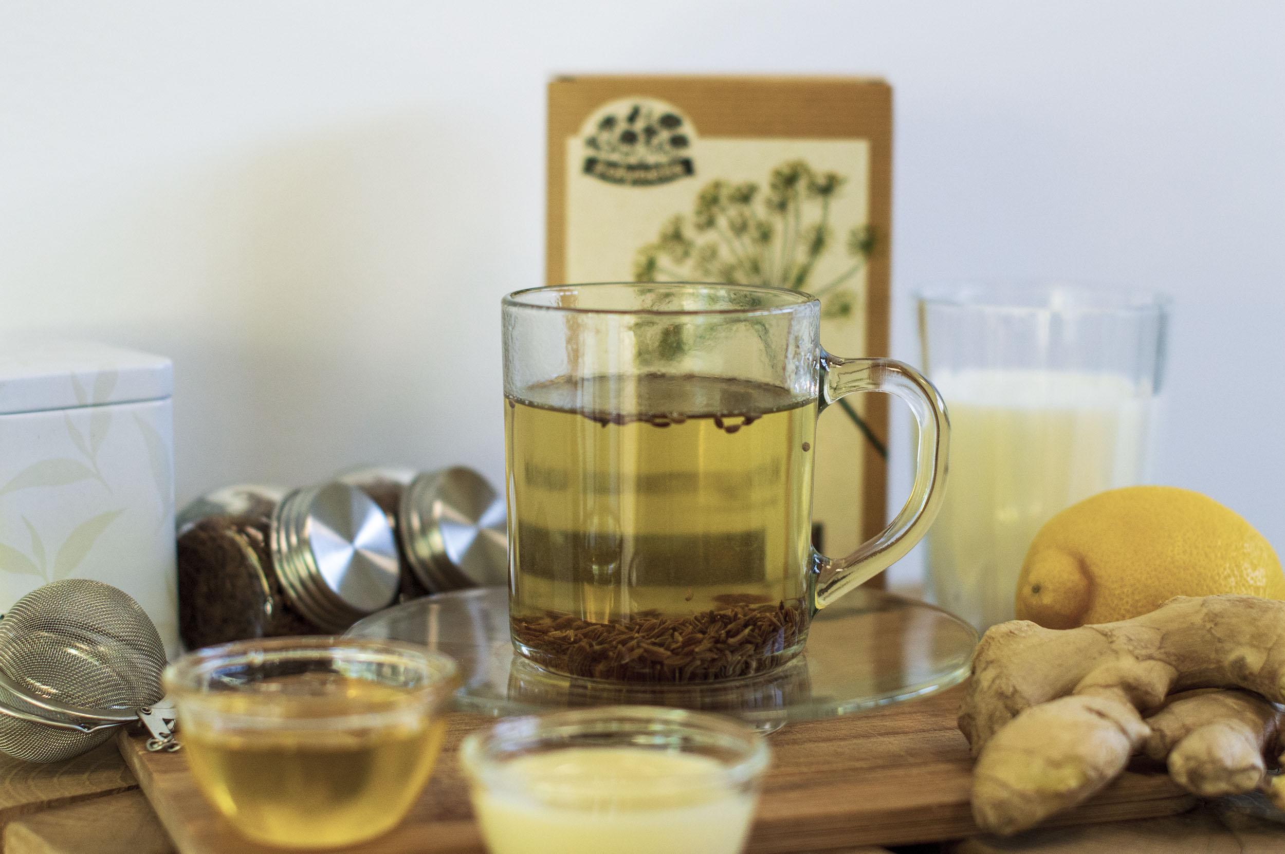 Kaip paruošti kmynų arbatą