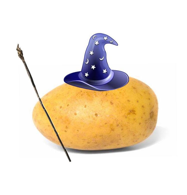 Stebuklinga bulvė
