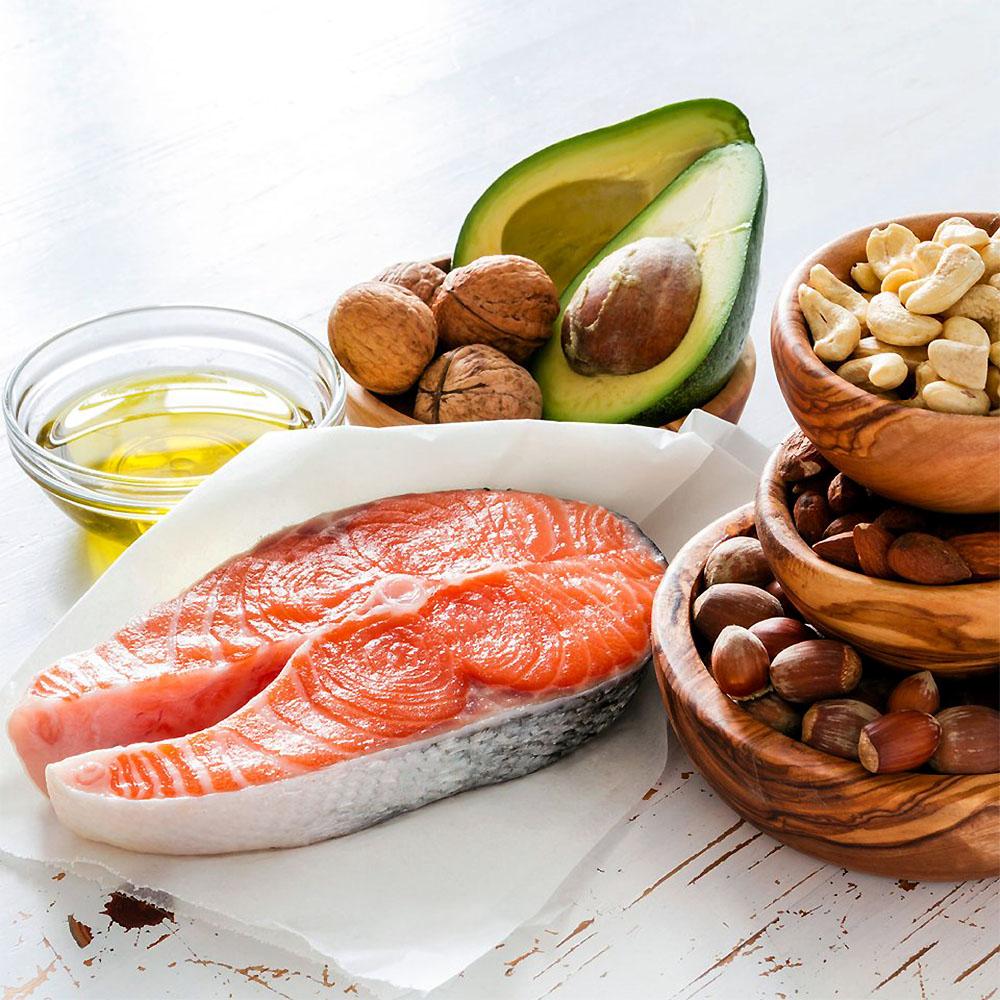 Gerieji riebalai maisto produktuose