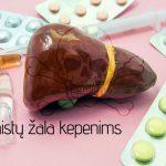 Vaistai kurie labiausiai kenkia kepenims